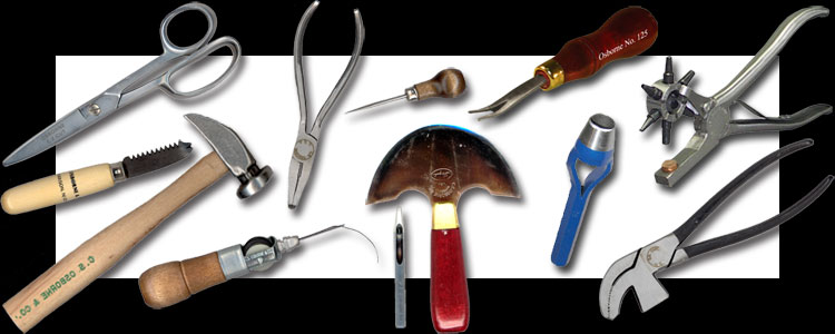Leatherworking and Sewing Tools